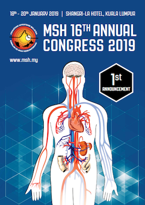 [MSH 2019] MSH 16th Annual Congress 2019